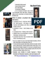Max Bianchi Godoy - Currículo Resumido e Contato