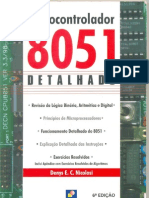 eBook - Micro Control Ad Or 8051- Detalhado
