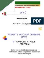 Patologia AVC