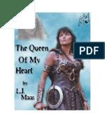 LJ Maas-04- Serie de La Reina- La Reina de Mi Corazón