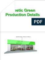 Kinetic Green Production Details