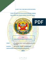 Trabajo Monografico Interrogatorio Policial