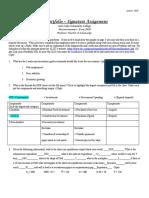 e- portfolio assignment fall 2018