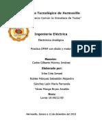 Práctica 1- Diodo y Motor de CD Alimentado Por Opam741