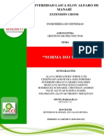 Informe Final Norma ISO 10006