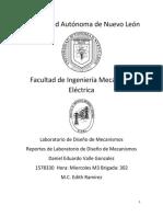 01 .-Practicas de Lab de Diseño de Elementos de Maquinas