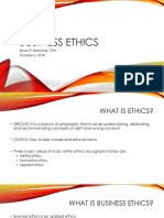 Business Ethics, Egoism and Cyrenaic Guidelines Ppt