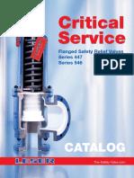 Critical Service Catalog en 08 2016