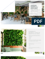 Manual de jardim Vertical hidropônico