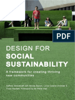 Design for Social Sustinability