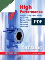 LESER-Safety-Relief-Valve-High Performance Catalog en 07 2016