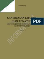 CANSINO SANTAMARIA JUAN TONATHIV
