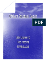 Offshore Design Principles