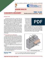 Anchorage in Masonry Design.pdf