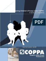 Protecting Children's Privacy Under COPPA