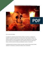 La Celebración del Día de Muertos en México Parte 2
