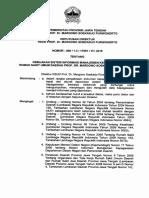 Sk Kebijakan Sistem Informasi Manajemen Kepegawaian Rsms