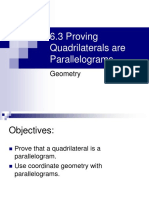 6_3 Proving Quads are Parallelograms.ppt