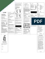Micro IDSD Manual