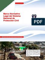 Lección 3 Marco Normativo Legal Del Sistema Nacional de Protección Civil
