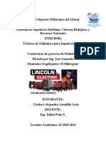 Charla Lincoln Reporte
