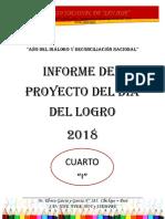 Día Del Logro 2018