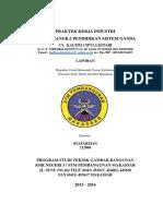 Draft Penyusunan Proposal PTK