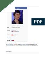 Biografias de Autores Extranjeros