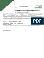 Auto que resuelve solicitud de incorporación de tercero civilmente responsable