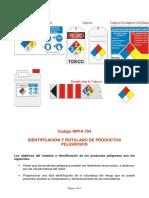Identificacion y Rotulado de Productos Peligrosos