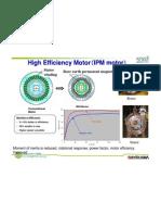 High Eff IPM Motor