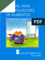 Manual de Manipuladores de Abastecimientos de Agua-1