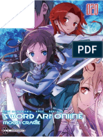Sword Art Online 20 Moon Cradle (TSA)