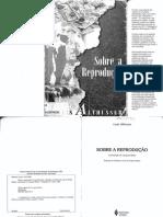 Louis Althusser - Sobre a Reprodução