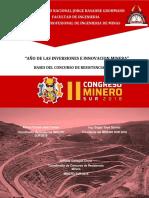 Bases de Concurso de Resistencia y Destreza Minera - Msur 2018