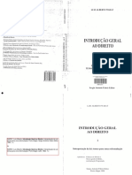 Luis Alberto Warat - Introdução Geral ao Direito