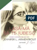 J.L. Armentrout Sa Nu Spui niciodata Pentru Totdeauna.pdf