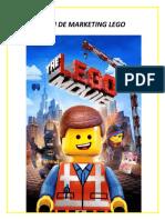 Plan de Marketing Lego