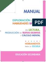 Manual Exploracion Lectura
