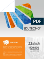 Catálogo Edutecno 2018