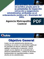 Presentacion Agencia Metropolitan A de Control 20 02 10[1]