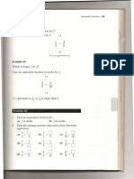 Equivalent Fractions and Pie Charts