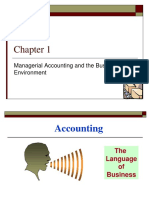 1_Chap01_ManagerialAccountingandtheBusinessEnvironment