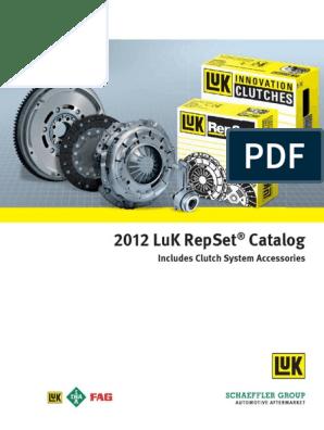 LuK 04-080 Clutch Kit
