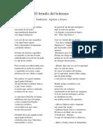 El Brindis Del Bohemio - Guillermo Aguirre y Fierro