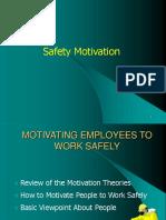 Safety Motivation