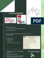 Lincosamidas