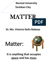 1. MATTER Properties States Changes Measuring (1)