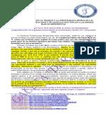 DERECHO AL TRABAJO Y LA INMOVILIDAD LABORAL DE LAS PERSONAS CON DISCAPACIDAD Y DE AQUELLAS QUE TENGAN A LAS MISMAS BAJO SU DEPENDENCIA. 134.18.pdf