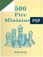 500 Pirc Miniatures